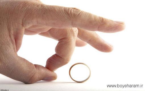دلایل اصلی طلاق بین زن و شوهر,عوامل اصلی طلاق بین زن و شوهر