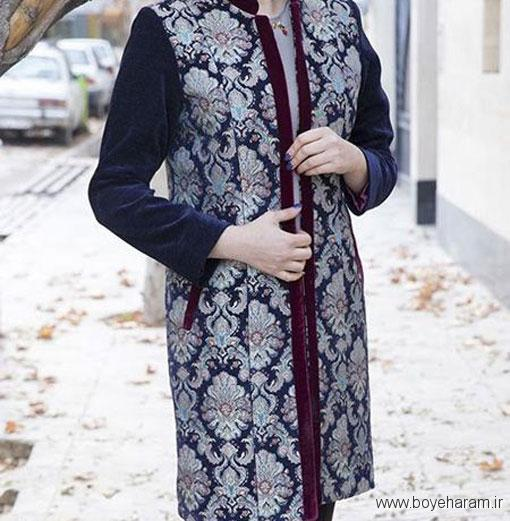 خوشکلترین مدل های مانتو پاییزی زنانه,جذاب ترین مدل های مانتو پاییزی زنانه