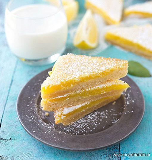 آموزش درست کردن شیرینی لیمویی,مواد لازم برای پخت شیرینی لیمویی