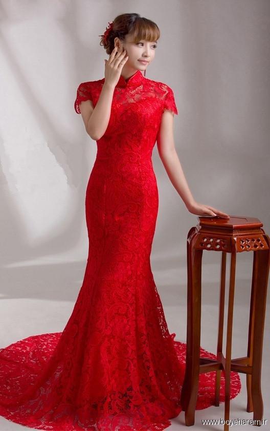 مدل لباس مجلسی , لباس مجلسی , مدل لباس مجلسی دنباله دار , لباس مجلسی زنانه