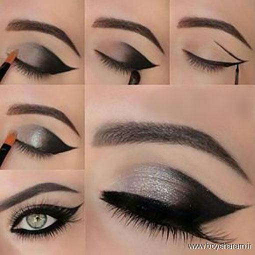 جدیدترین مدل آرایش چشم,جدیدترین مدل های میکاپ چشم,زیباترین مدل های آرایش چشم,زیباترین چشم ها,خوشکلترین چشم ها