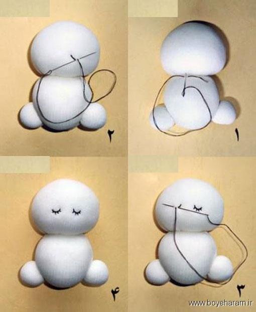 سایت عروسک سازی,آموزش عروسک سازی