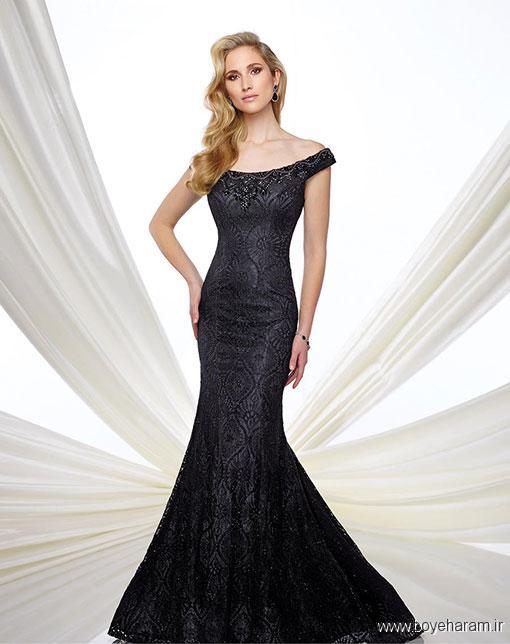 جدیدترین مدل های لباس مجلسی دامن نیلوفری,شیکترین مدل های لباس مجلسی نیلوفری