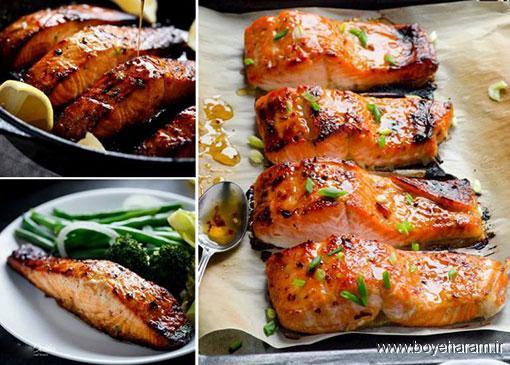 نحوه پخت ماهی با سس فرانسوی,چگونه ماهی با سس فرانسوی درست کنیم؟,آموزش پخت غذای مجارستانی