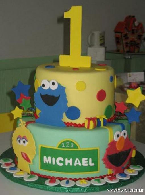 پخت کیک عروس,مدل های کیک تولدبا روکش فوندانت,عکس کیک,دستور پخت کیک تولد