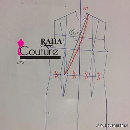 دوخت انواع لباس مجلسی , مدل لباس مجلسی ریون