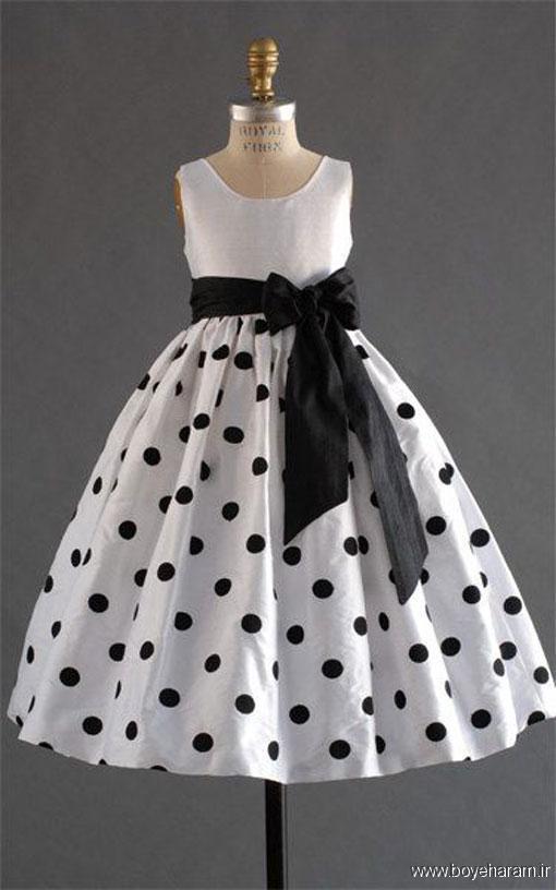 خوشکلترین مدل های لباس مجلسی دخترانه
