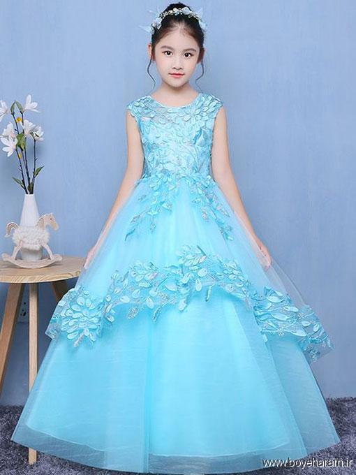 خوشکلترین مدل های لباس مجلسی دخترانه,جذابترین مدل های لباس مجلسی دخترانه