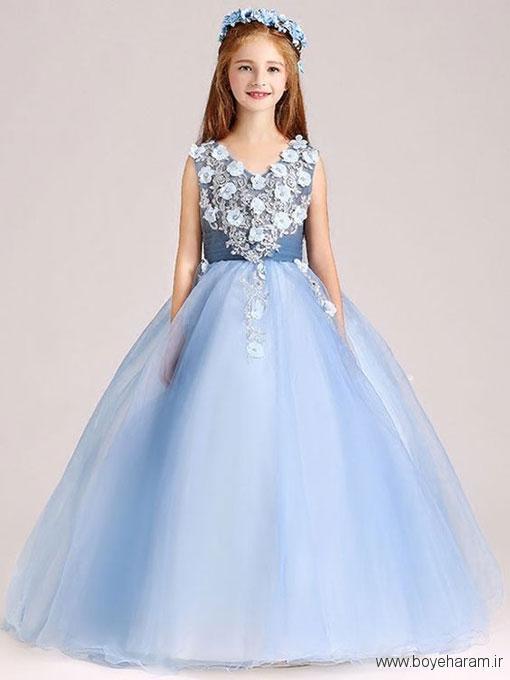 مدل لباس مجلسی دخترانه,شیکترین مدل های لباس مجلسی دخترانه