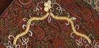 آموزش قیطان دوزی و مروارید دوزی روی لباس