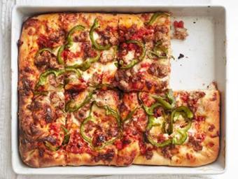 آموزش تصویری پخت پیتزا,پخت انواع پیتزا,آموزش پخت انواع پیتزا