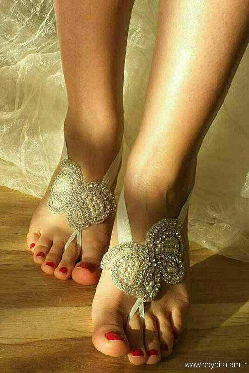کفش عروس,مدل پابند,مدل کفش زنانه,مدل جدید پابند,مدل پابند زنانه