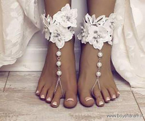 جذاب ترین مدل های پابند ژله ای زنانه,مدل های جدید پایند انگشتی,شیکترین مدل های پابند عروس