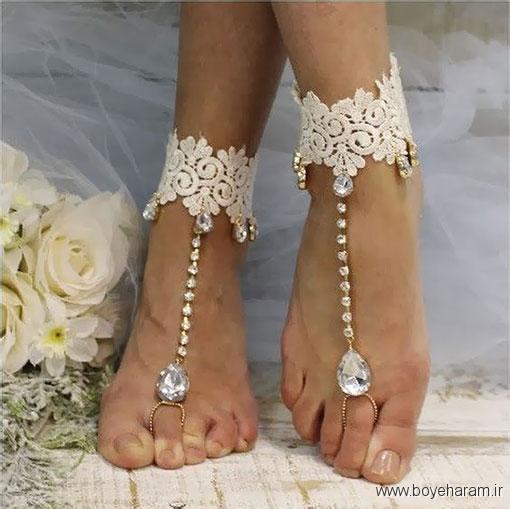 مدل کفش زنانه,مدل جدید پابند,مدل پابند زنانه,جدیدترین مدل های پابند انگشتی,مدل پابند انگشتی سفید,جدیدترین مدل های پابند انگشتی عروس