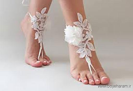 جدیدترین مدل های پابند انگشتی عروس,شیکترین مدل های پابند گیپور زنانه,جذاب ترین مدل های پابند ژله ای زنانه,مدل های جدید پایند انگشتی