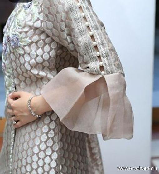 مدل و دکوراسیون , مدل لباس , مدل جدید لباس , جدیدترین مدل های سرآستین لباس