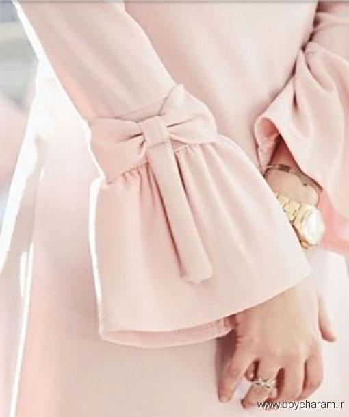 مدل سرآستین لباس  , سرآستین لباس مجلسی زنانه , جدیدترین مدل های سرآستین کت مجلسی دخترانه