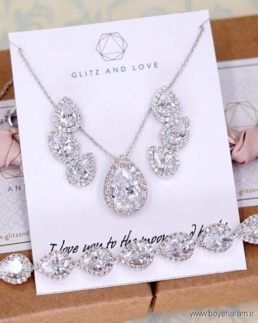 گرانترین نیم ست های طلا دنیا,گران ترین جواهرات,مدل های نیم ست طلا به سبک جدید