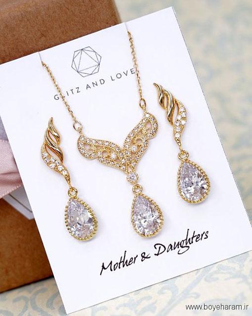 خوشکلترین مدل های طلا,گرانترین نیم ست های طلا دنیا,گرانترین نیم ست های طلا دنیا,گران ترین جواهرات,مدل های نیم ست طلا به سبک جدید