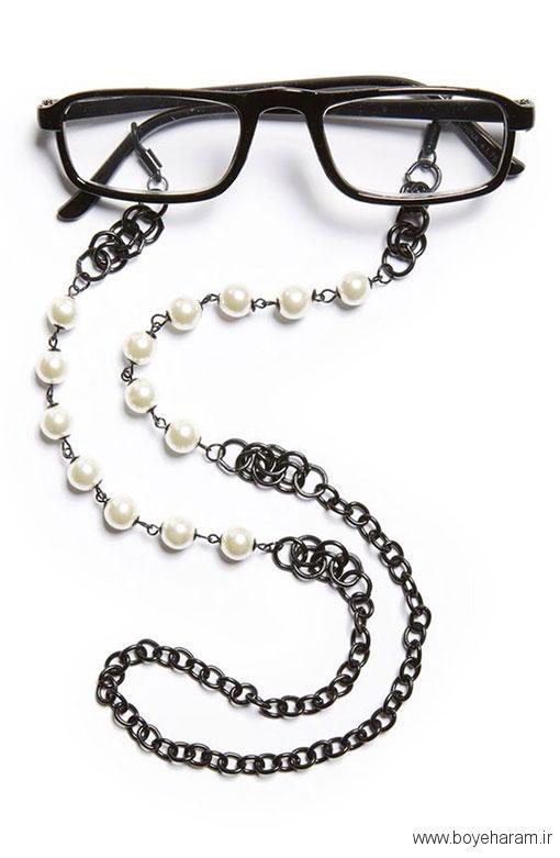 عینک,مدل عینک,مدل عینک زنانه,عینک آفتابی زنانه,بند عینک,مدل زنجیرعینک