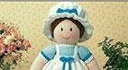 آموزش بافت عروسک دختر روستایی