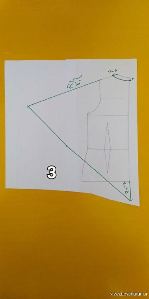 آموزش پانچو,مدل پانچو زمستانی,دوخت پانچو زمستانی,پانچو زمستانی زنانه