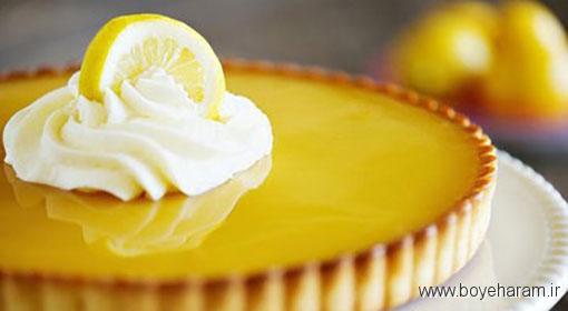 درست کردن انواع تارت,آموزش درست کردن تارت پرتقال,دستورپخت تارت پرتقال