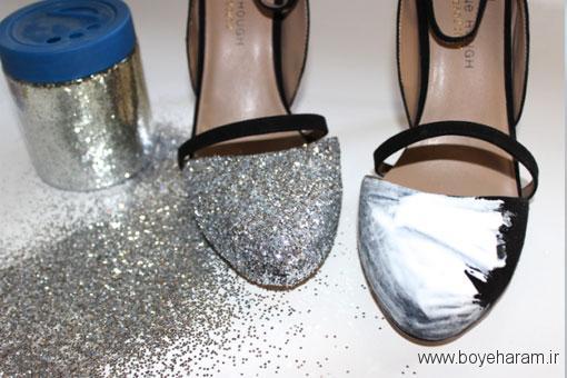 آموزش درست کردن کیف و کفش,آموزش تغییر ظاهر کیف و کفش,آموزش نو کردن کیف و کفش کهنه
