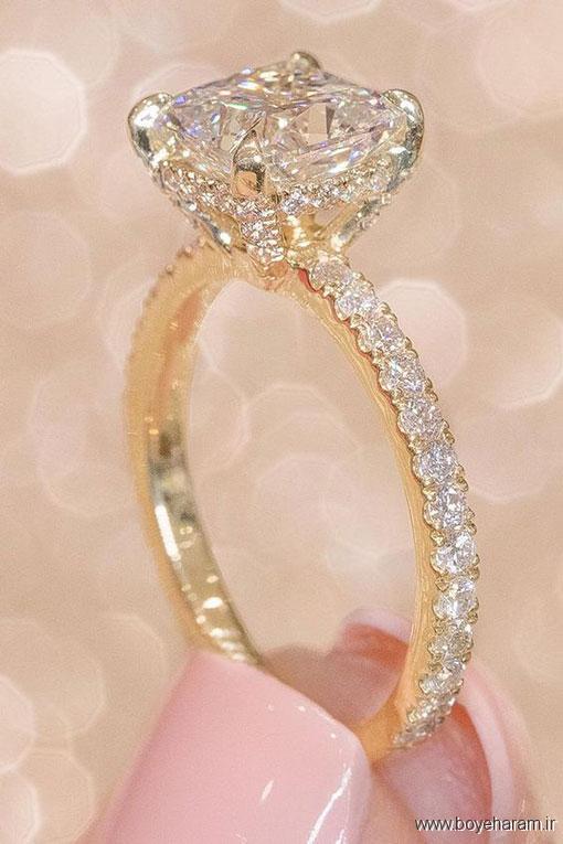مدل جدید طلا,مدل انگشتر,مدل جدید انگشتر زنانه,مدل حلقه ازدواج