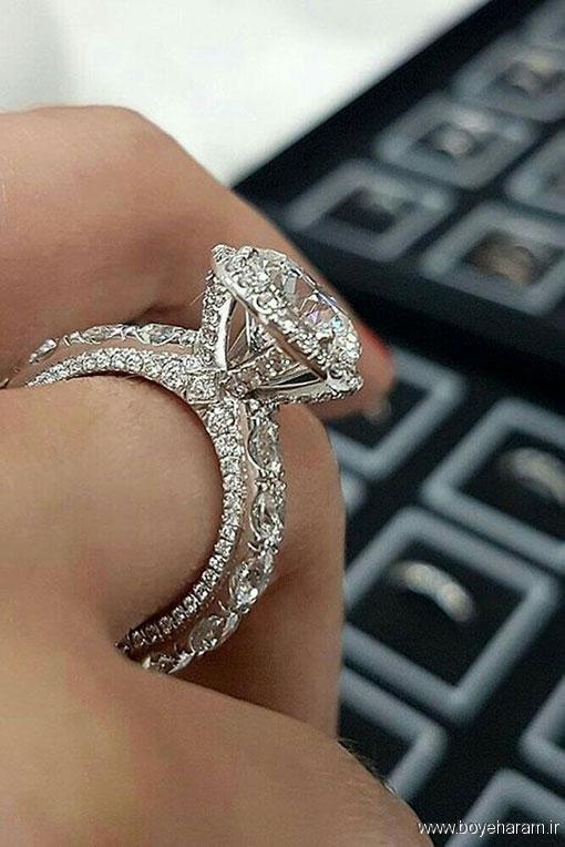 مدل جدید انگشتر زنانه,مدل حلقه ازدواج,مدل های شیک حلقه ازدواج