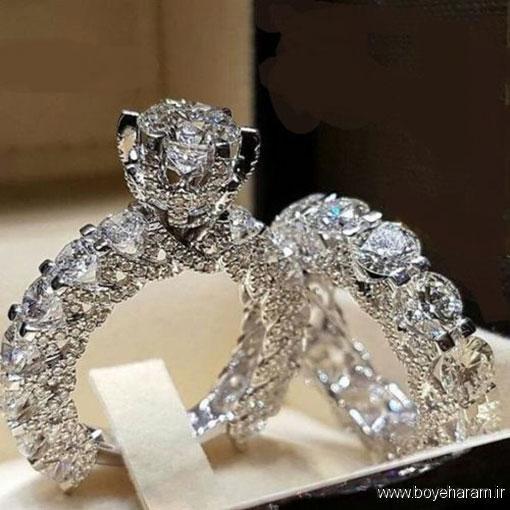 مدل حلقه ازدواج,مدل های شیک حلقه ازدواج,مدل های جدید حلقه ازدواج,حلقه ازدواج,جدیدترین مدل های حلقه زنانه,