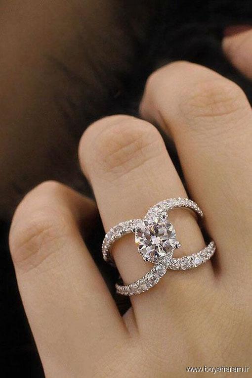 ,حلقه ازدواج,جدیدترین مدل های حلقه زنانه,مدل های اروپایی حلقه ازدواج