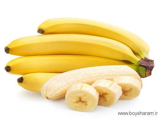 خاصیت موز,خاصیت موز برای بدن,تاثیر موز بر سلامتی بدن,اثرات موز روی بدن انسان