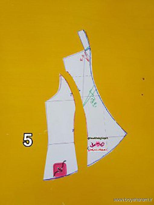 آموزش مدل جدید کت تک زنانه,مدل کت تک زنانه,دوخت کت برش دار زنانه