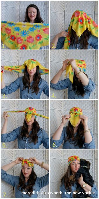 بستن شال و روسری,مدل بستن شال,مدل بستن روسری,بستن شال زیبا,بستن شال خوشکل