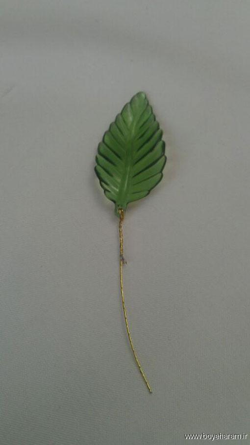 ساخت دسته گل لیلیوم کریستالی,ساخت مدل جدید گل لیلیوم کریستالی,روش ساخت گل کریستالی ساده