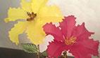 آموزش ساخت گل لیلیوم