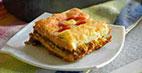 طرز تهیه لازانیا با نان تست
