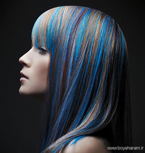 آرایش و زیبایی,سایت آرایش و زیبایی,آرایش مو,رنگ مو,انواع رنگ مو,واریاسیون مو