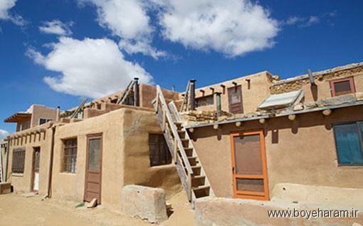 تصاویر مکان های گردشگردی در مزیک,سکونتگاه های  آکوما پوعبلو