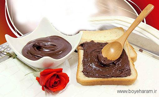 طرز تهیه شکلات صبحانه,آموزش طرزتهیه شکلات صبحانه,درست کردن شکلات صبحانه