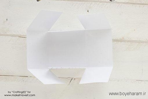 آموزش درست کردن جعبه کادو,روش ساخت جعبه کادو,ساخت جعبه کادو,آموزش ساخت جعبه کادو,درست کردن جعبه کادو