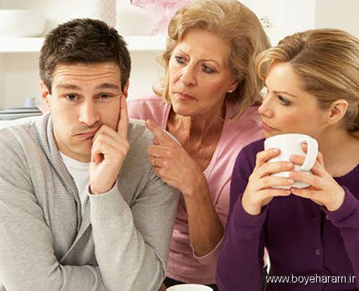 با مادرشوهر خود چگونه حرف بزنیم؟,چگونه روابط خود را با مادرشوهر مدیریت کنیم؟,چه جملاتی باعث ناراحتی مارشوهر میشود؟