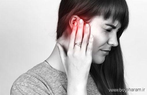 علت و درمان جوش گوش,پیشگیری از جوش گوش,علت جوش زدن داخل گوش