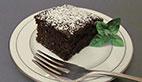 آموزش طرزتهیه کیک شکلاتی بدون شیر و تخم مرغ