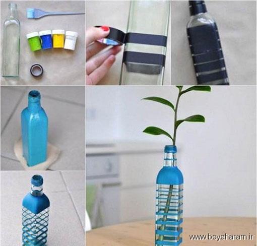 ساخت کاردستی از لامپ های به دردنخور,ساخت کاردستی از سی دی های به دردنخور,ساخت کاردستی از بطری های به دردنخور