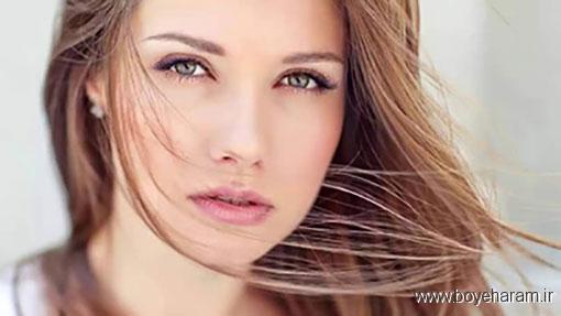 صورت بدون آرایش,جذابیت را چگونه بدون آرایش بدست بیاوریم,راه های زیبا بودن بدون آرایش,زیبا و جذاب بدون آرایش