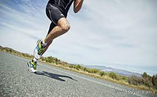 با 2دقیقه دویدن لاغر شوید,با دویدن لاغر شوید,آیا با 2 دقیقه دویدن میتوان لاغر شد
