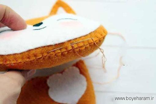 ساخت عروسک حیوانات,ساخت عروسک آدم,ساخت عروسک روباه,ساخت عروسک فیل
