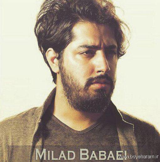 تصویر هنرمندان,بیوگرافی میلاد بابایی,بیوگرافی خواننده محبوب ایرانی میلاد بابایی,